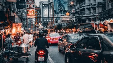 cities to live in Southeast Asia