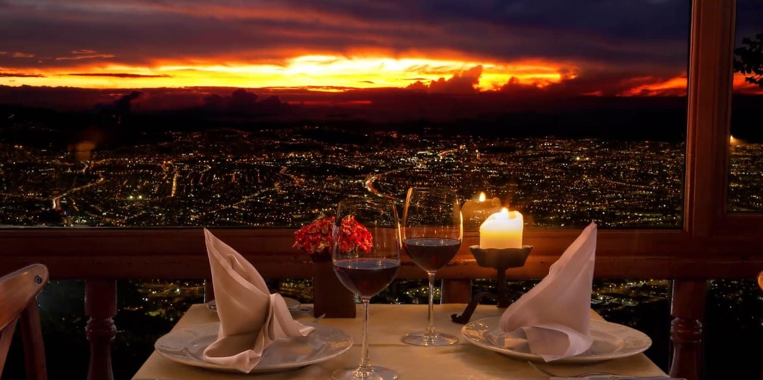 Most Romantic Restaurant in Colombia