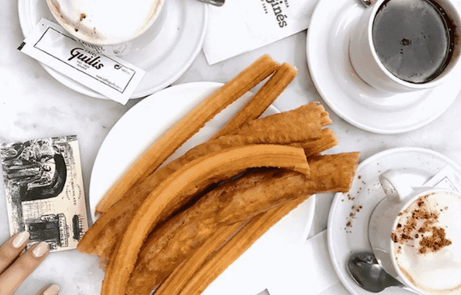 Best Churros in Madrid