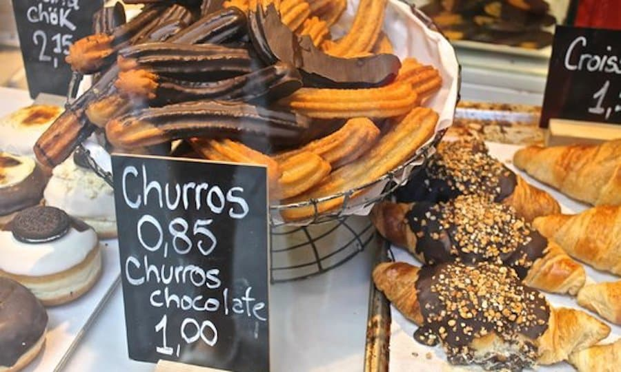 Best Churros in Barcelona