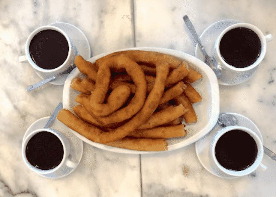 Top Tastiest Churros in Spain