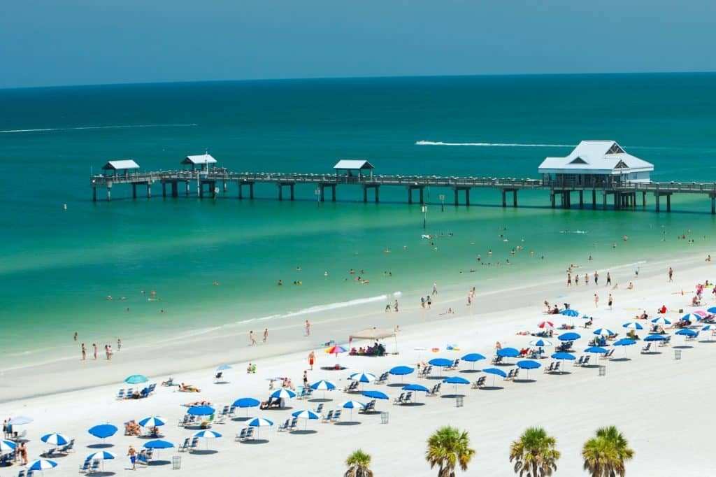 best beaches Florida