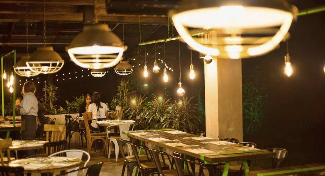 Romantic Restaurants in Colombia