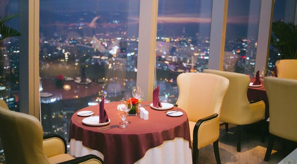 Romantic Restaurants in Ho Chi Minh