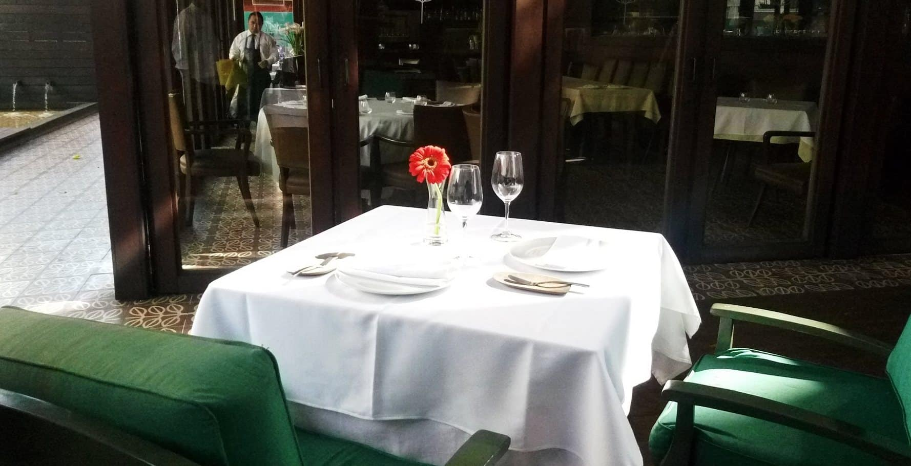 Romantic Restaurants in Caracas Venezuela