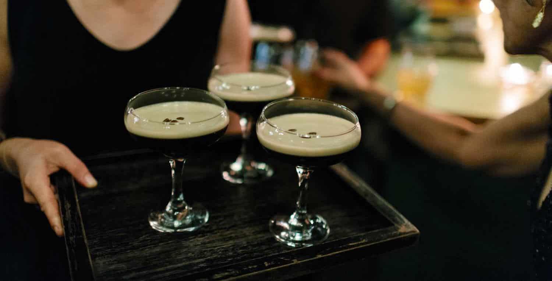 Espresso Martinis in Australia