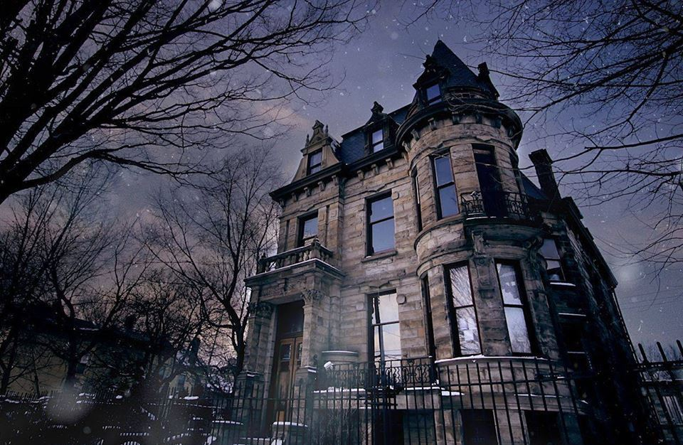50 Spooky Houses The Most Haunted House In Each State Big
