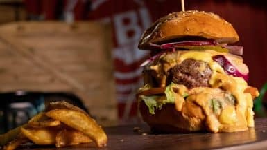 Where to Find the Best Burger in Murcia