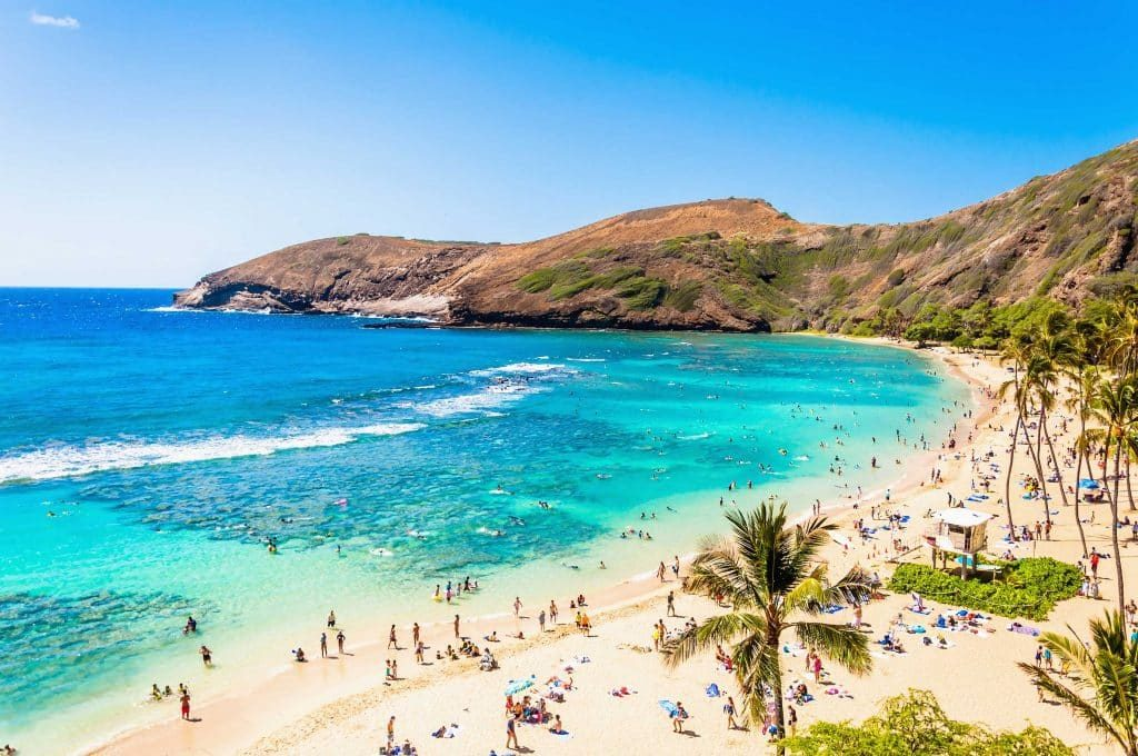 the best beaches Hawaii