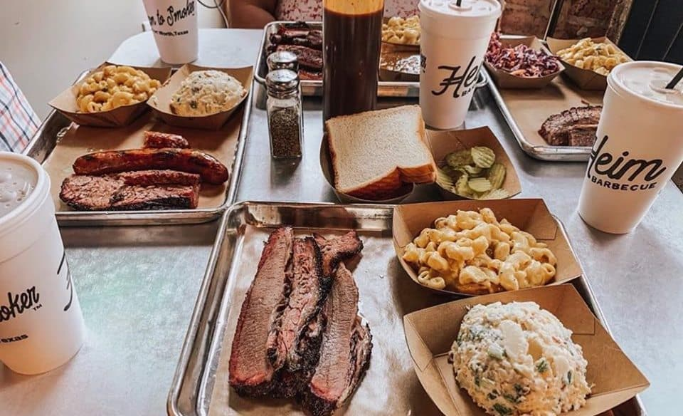 Best Restaurants in Fort Worth 2020