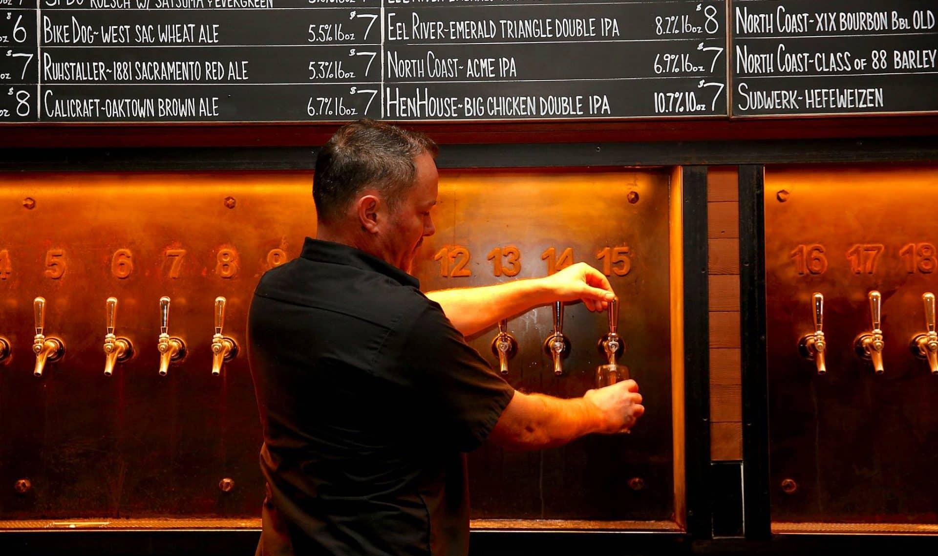 Best Craft Beer Breweries Bay Area