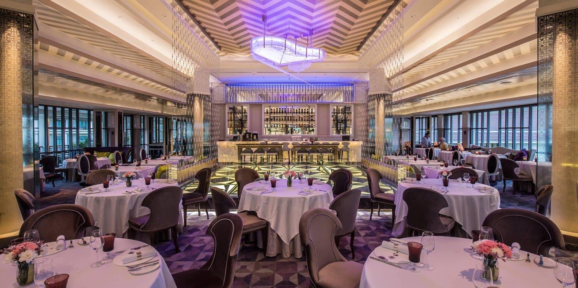 Date Night Restaurants Bangkok
