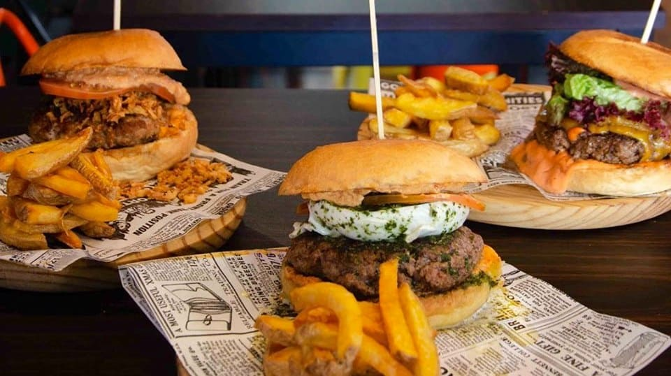 Where to Find the Best Burgers in Alicante