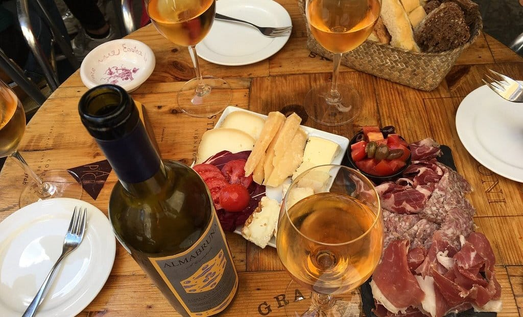 Where to Drink Wine in Florence