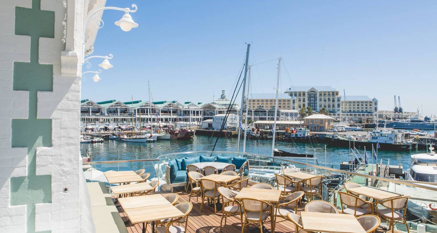 Waterfront Bars Restaurants Cape Town