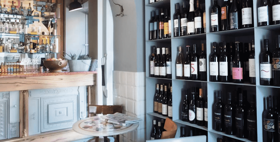 Where to Drink Wine in Rome