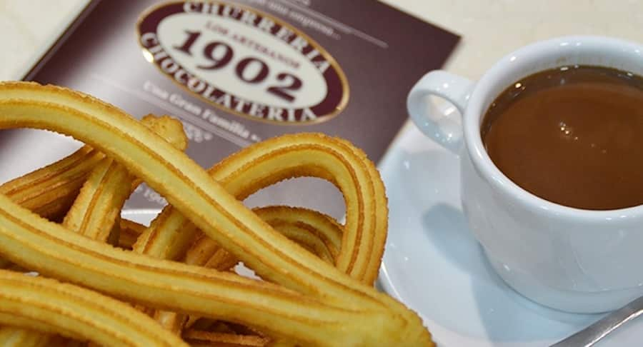 Best Spanish Churros in Madrid