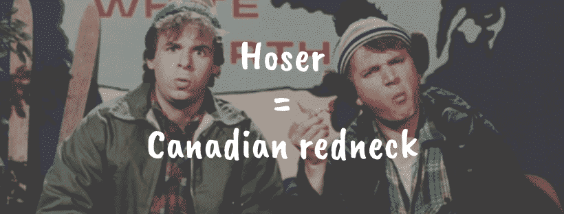 Most Popular Canadian Slang