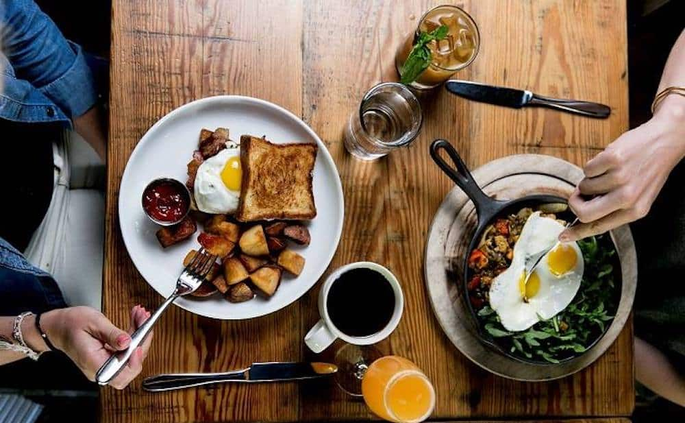 Tasty Seattle Brunch Dishes