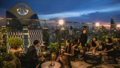 7 Most Romantic Restaurants in Bangkok