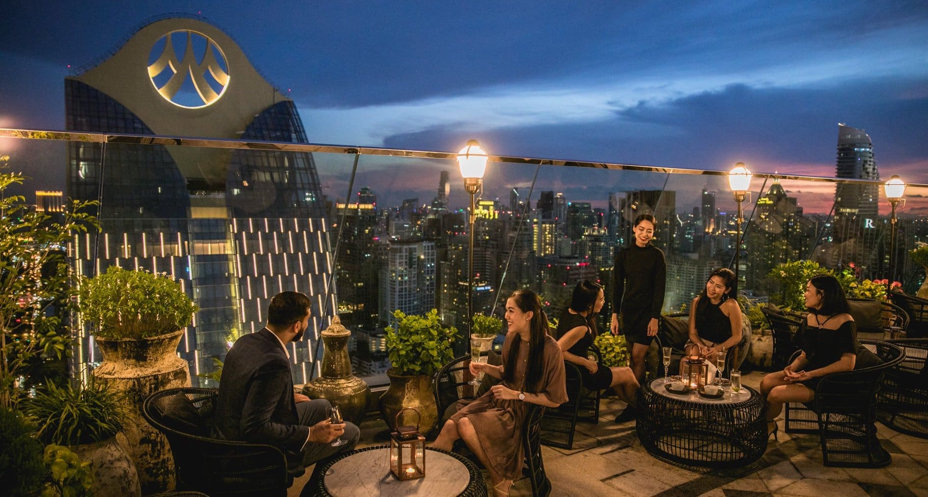 7 Most Romantic Restaurants in Bangkok