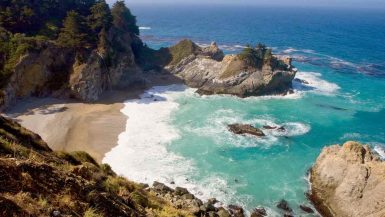the best beaches California