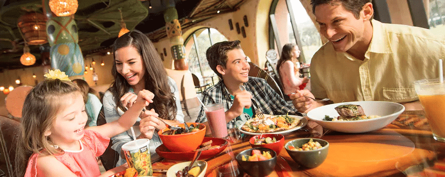 Disney Free Dining Dates