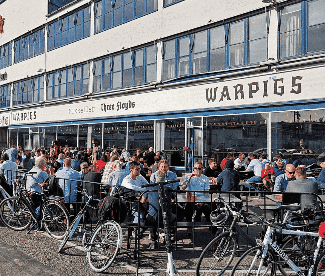 The best craft beer in Copenhagen