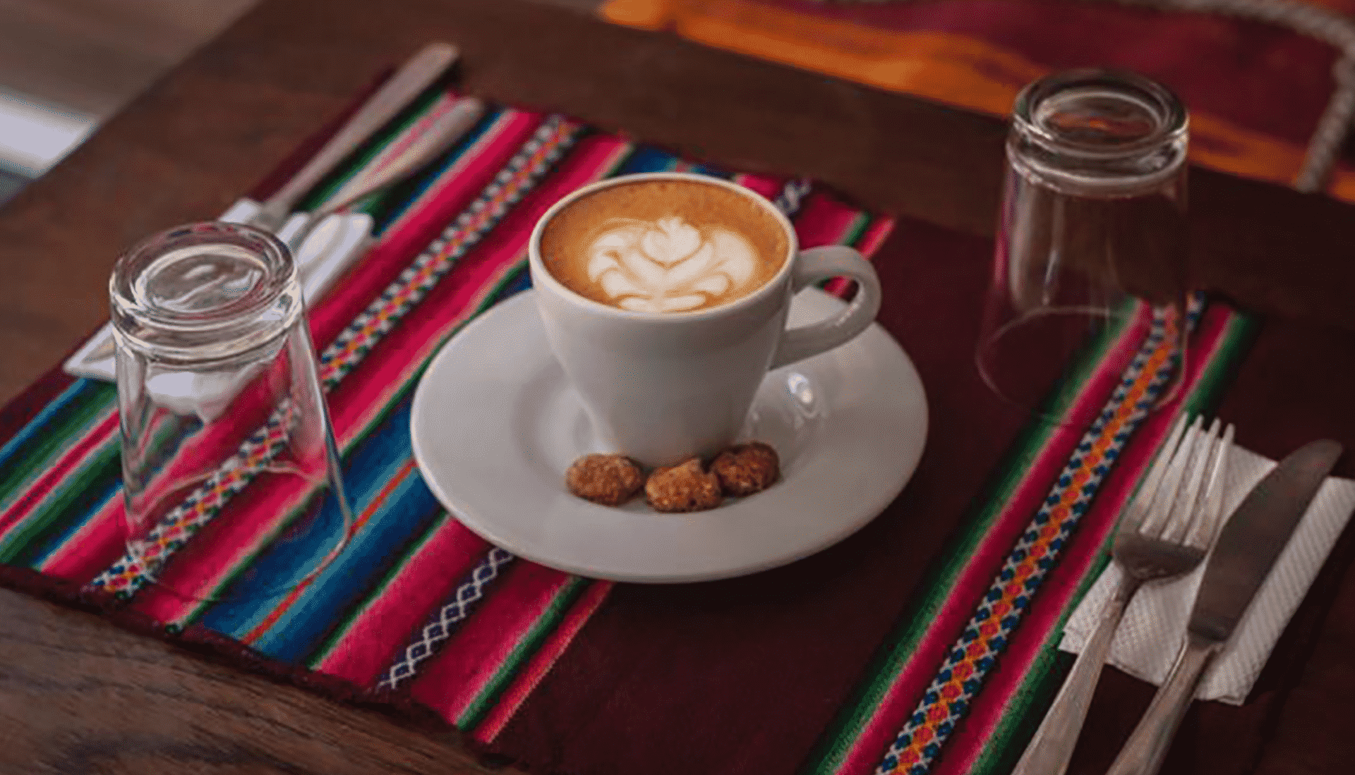 best coffee la paz bolivia