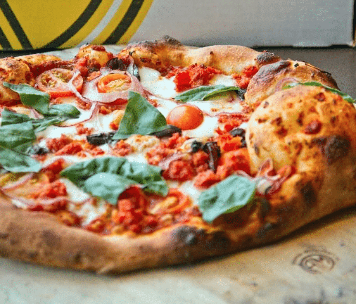 Utah Pizza