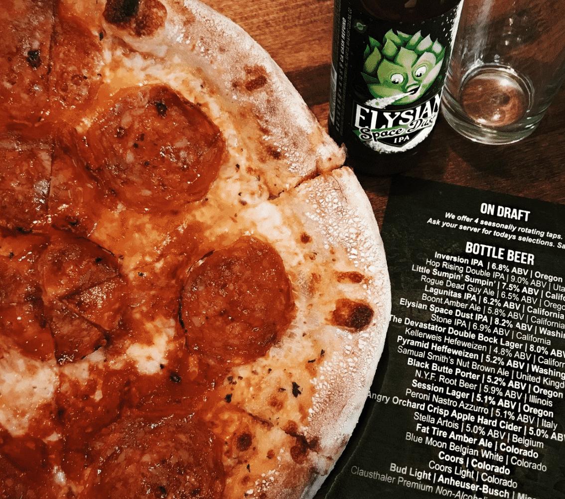 Italian pizza Utah