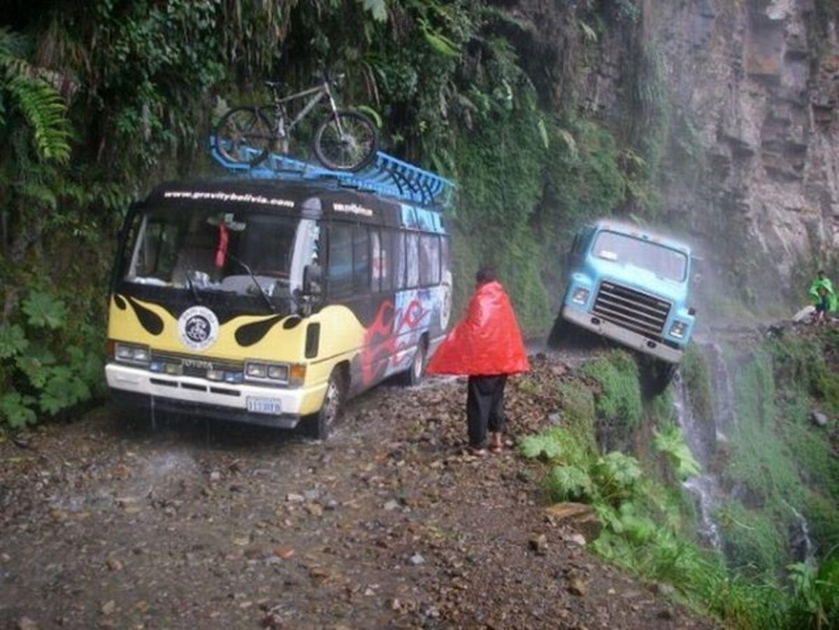 The World S Most Dangerous Roads Big 7 Travel