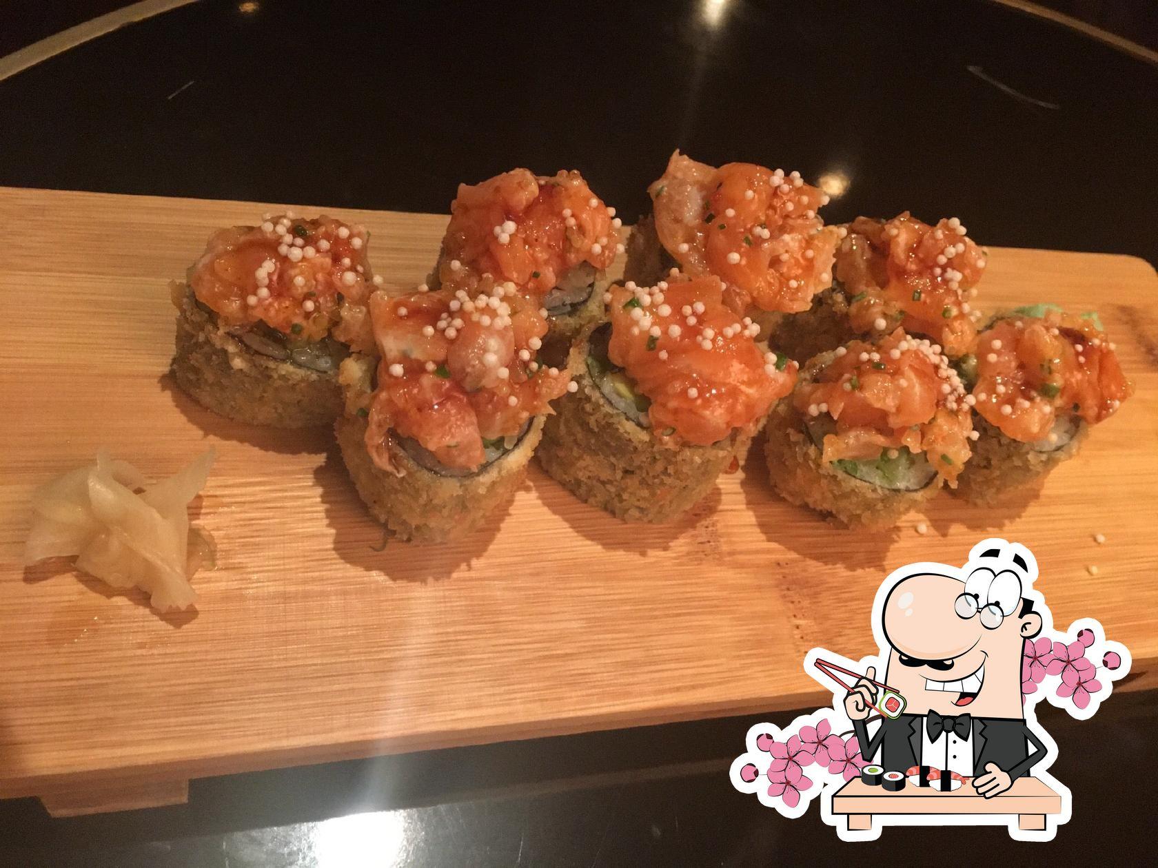 sashimi sushi hamburg