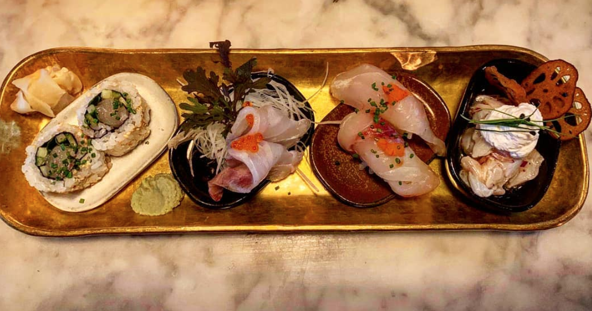 The best Sushi restaurants in Europe