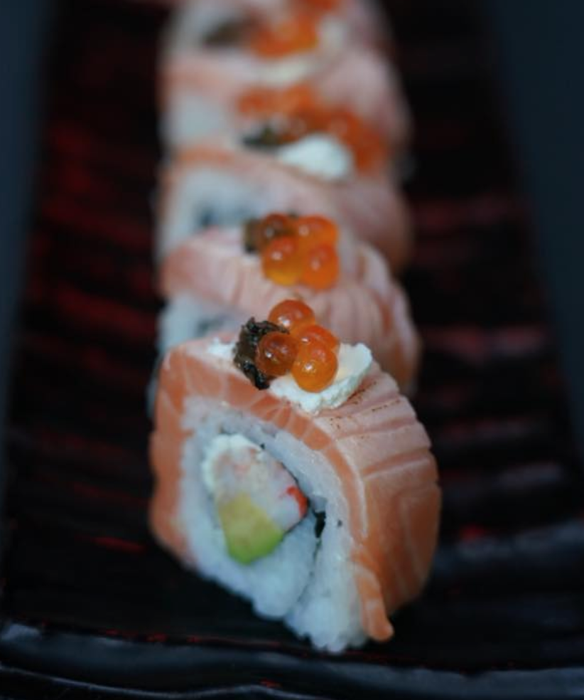 Sushi restaurants in Europe