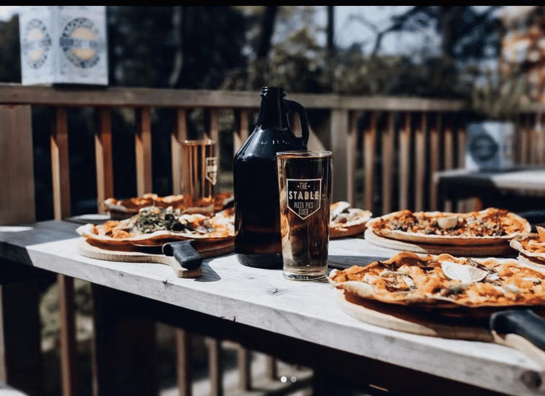 Bristol pizza