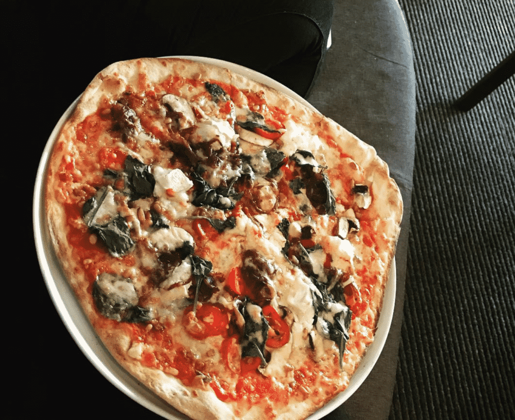 Leicester pizza
