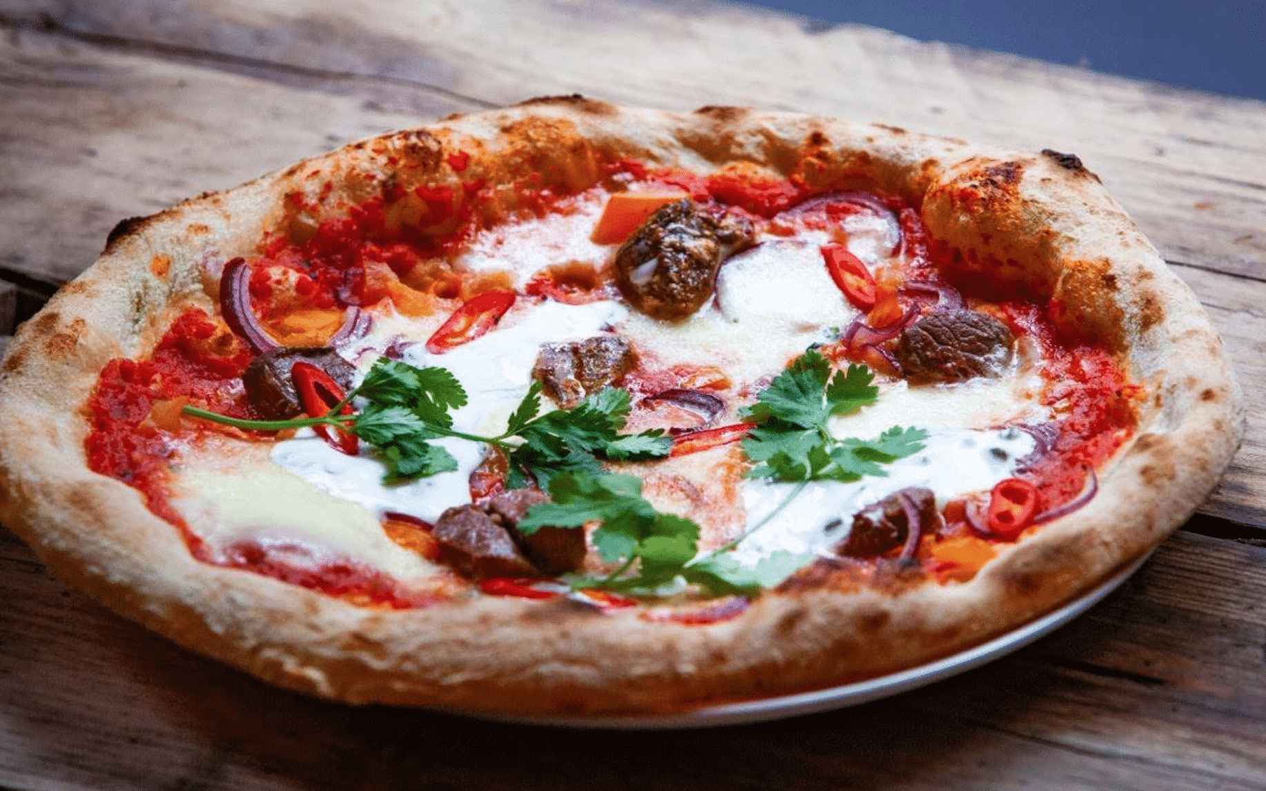 The 7 Best Pizzas In Nottingham Big 7 Travel Guide