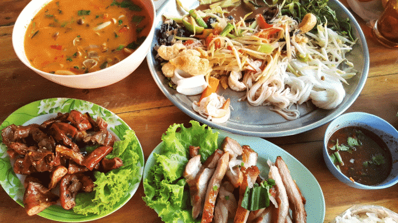 Dishes To Eat In Thailand