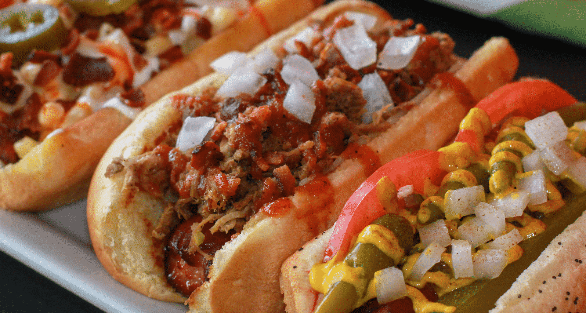 where to find good hot dogs in america