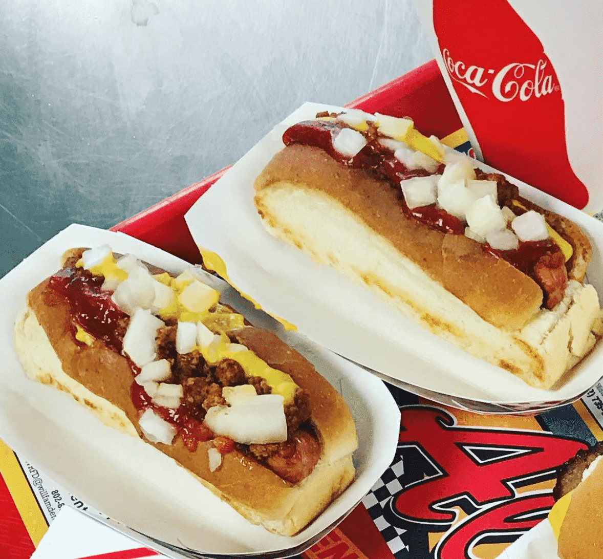 Hot Dogs America Best in Country
