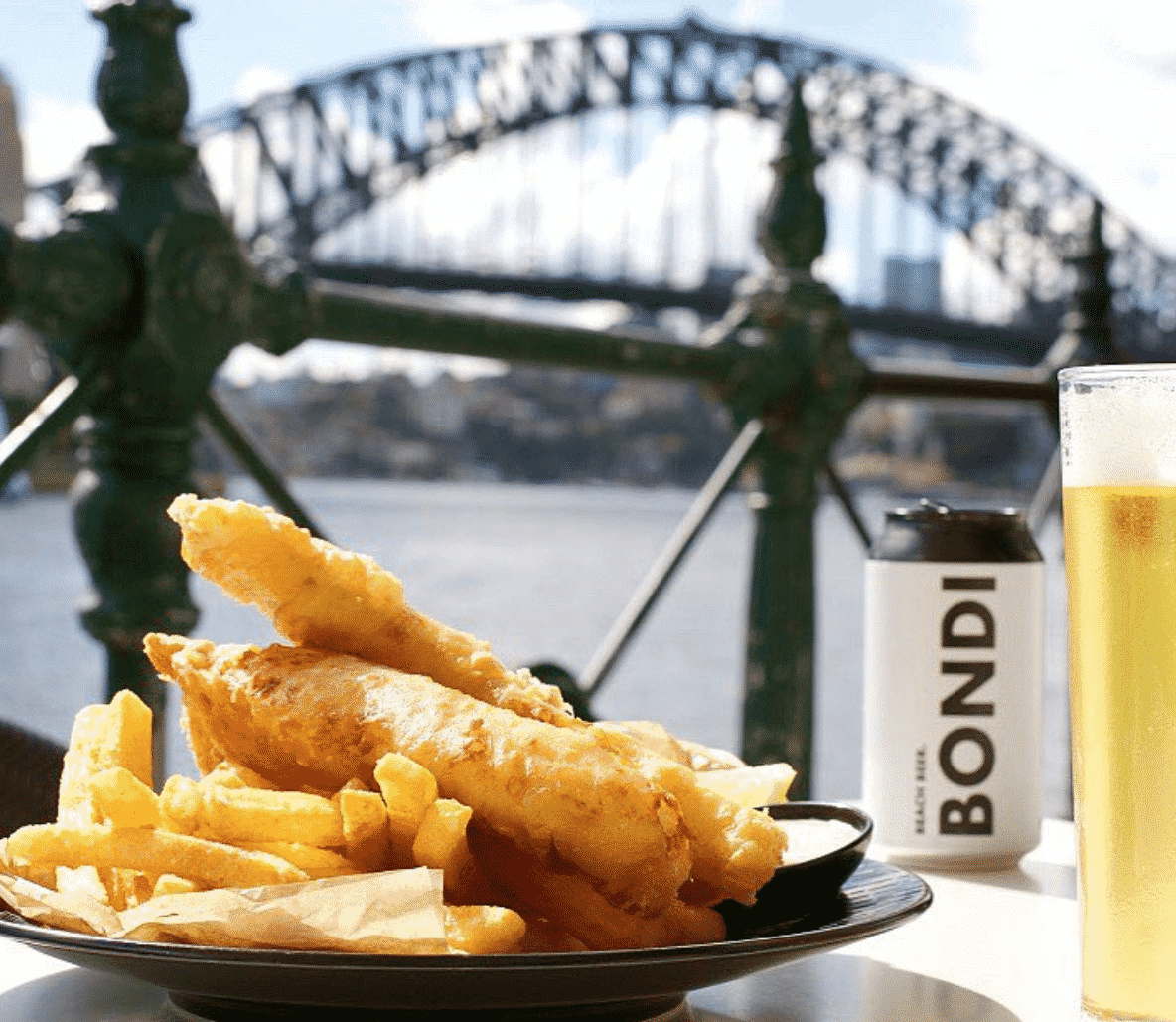 seafood in Sydney