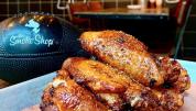 The best Boston chicken wings