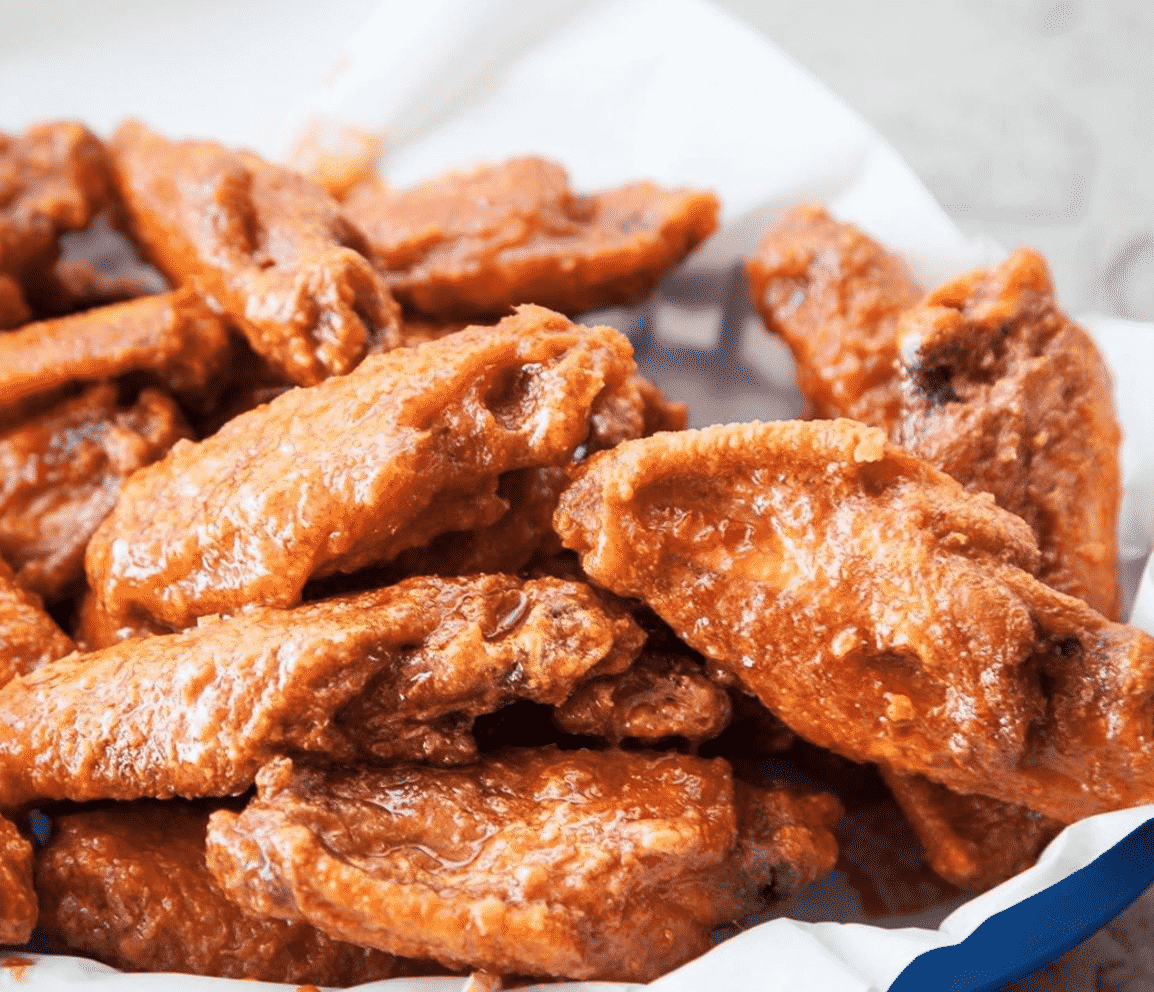 Phoenix chicken wings