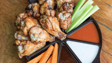 The best Phoenix chicken wings