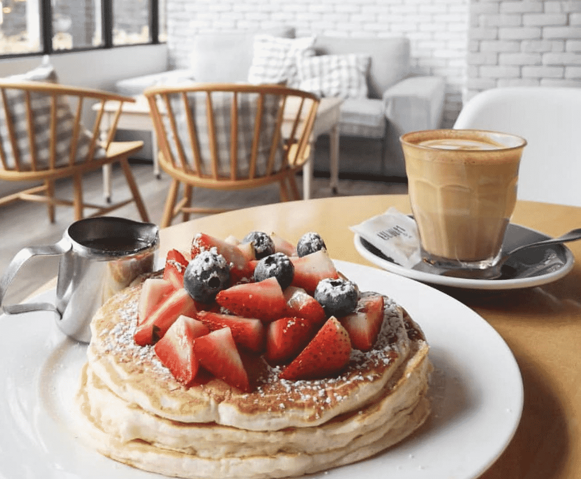 Best Bangkok brunch options