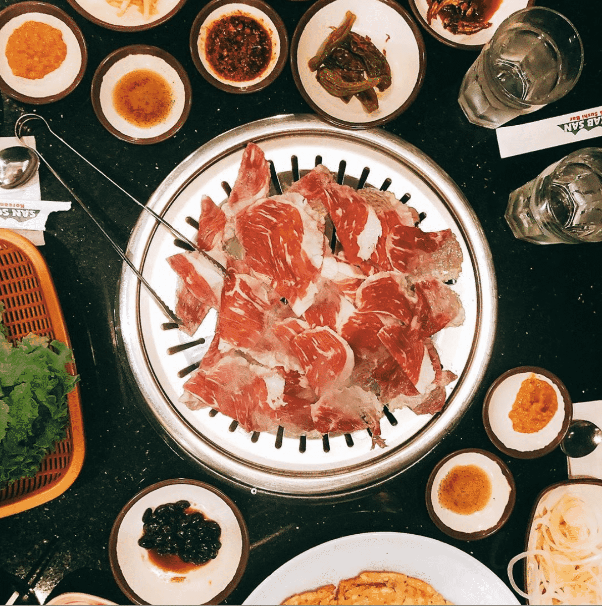 korean restaurants in Chicago