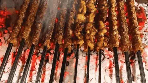 kebabs in South Africa