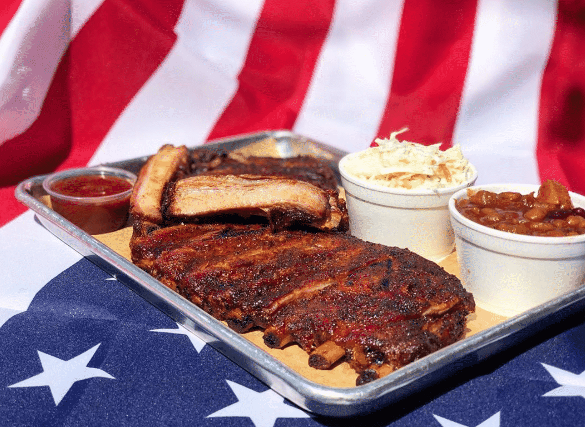 Ribs In America
