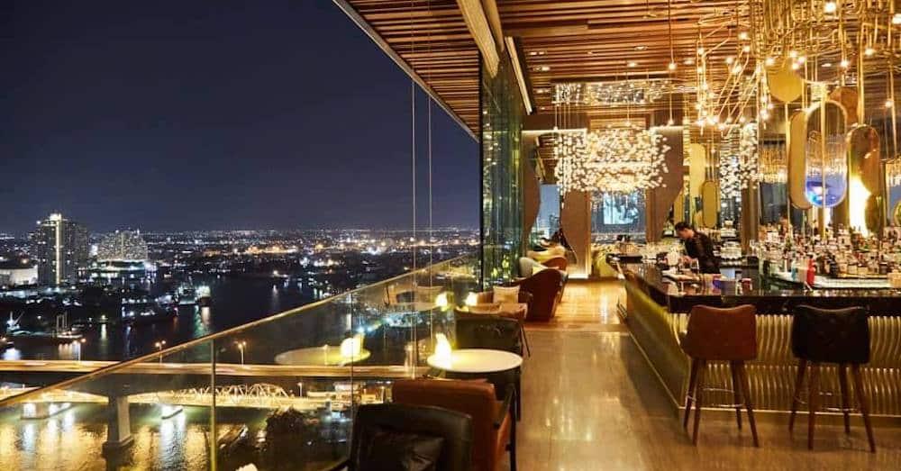 Romantic Restaurants in Bangkok